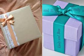Wedding Gufts 5 Customised Packing Ideas For Your Wedding Gifts