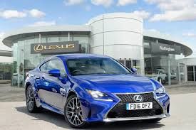 lexus head office uk contact used lexus rc f sport t blue fd16ofz