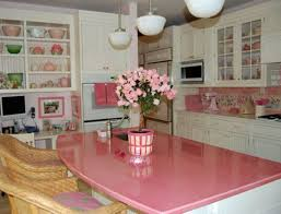 17 best pink in kitchens images on pinterest pink kitchens