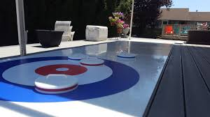 curling rinks by polyglide ice