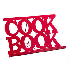porte livre de cuisine porte livre de cuisine en métal maison futée