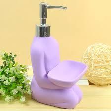 Unique Soap Dispenser   unique 3 dimensional shape soap lotion dispenser soap dish new xs