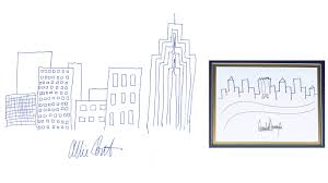 is trump u0027s skyline drawing really that bad an investigation vice