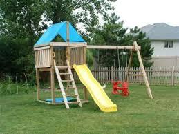 Backyard Swing Set Plans by Diy Swingset Back Yard Ideas Pinterest Backyard Swing Set