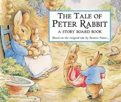 the rabbit book the tale of rabbit a story board book memoria press