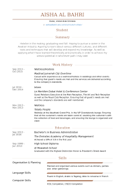 waitress hostess resume sles visualcv resume sles database hostess resume sles visualcv resume sles database