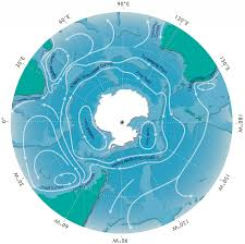Ocean Currents Map The Southern Ocean U0027s Global Reach U2014 Australian Antarctic Division