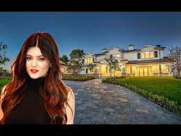 Kylie Jenner Gives Tour Of Kylie Jenner U0027s House Tour 2017 12 Million Hidden Hills Youtube
