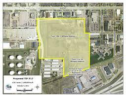 tif tax incremental financing city of sioux falls