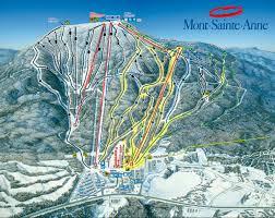 Colorado Ski Resort Map Mont Sainte Anne Seasonal Workers U0027 Guide