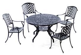 Aluminium Patio Table Aluminium Patio Set Henderson Outdoor Garden Patio Furniture