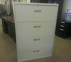Hon 600 Series Lateral File Cabinet 4 Drawer File Cabinet Cherry Hon 500 Series Black 4 Drawer Lateral