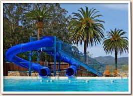 Avila Beach Barn Avila Springs Resort Pool Water Slides Pool Camping