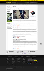 bicydos premium responsive bigcommerce template stencil ready