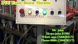 pvc furniture board machine pvc advertising board machine pvc