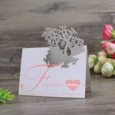 Table Place Cards by Laser Cut Place Cards Laser Cut Place Cards Suppliers And