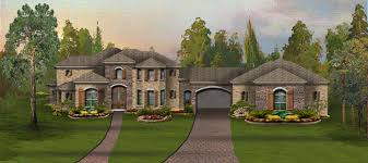 1 story homes plan 5786 sapphire custom homes