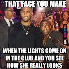 Funny Kevin Hart Memes - lights come on funny kevin hart meme