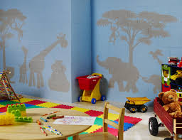 amazing kids playroom ideas rooms home decorating with circles