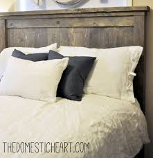Bedroom Adorable Build Your Own by How To Build A Pottery Barn Style Headboard For 50