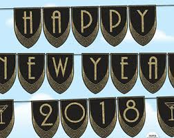 Upscale New Years Eve Decorations by New Years Eve Party Etsy
