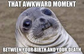 Memes About Death - awkward moment sealion meme imgflip