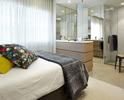 Open Bathroom Bedroom by Molins Interiors Arquitectura Interior Interiorismo