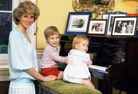 Princess Diana S Sons by Princes William And Harry Final Call With Princess Diana Time Com