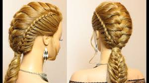 hairstyles for long combo braids for party everyday