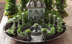 pond waterfall ideas miniature fairy garden ideas diy miniature