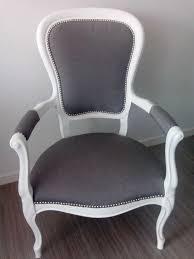 tissu pour fauteuil crapaud fauteuil de style louis philippe relooké relooking meubles ajh