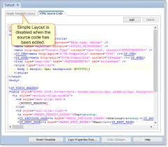 more advanced procedures u003e html output and html templates