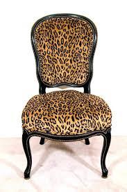 leopard print office chair cover zebra desk a inspire regarding design 20