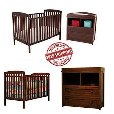 Mini Crib Walmart by Nursery Decors U0026 Furnitures Cribs With Changing Table Cribs With