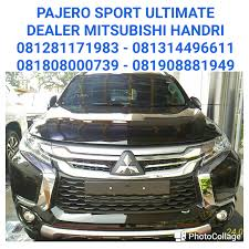 mitsubishi expander ultimate pajero sport ultimate dealer mitsubishi 081281171983