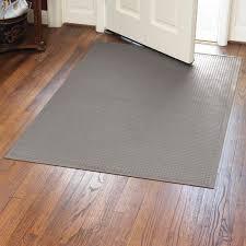 Bungalow Flooring Microfibres Kitchen Rug Water Trap Hallway Runner Mats At Brookstone U2014buy Now