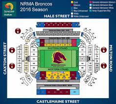 suncorp stadium maps