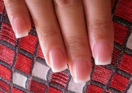 gel nails step by step english youtube