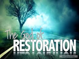 sermon by topic the god of restoration