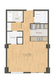 floor plans of ballpark lofts apartments in denver co