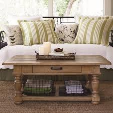 Paula Deen Coffee Table Paula Deen By Universal Home Coffee Table With Basket Storage
