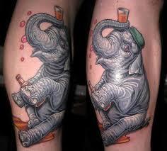 30 genuinely amazing tattoos of elephants mpora