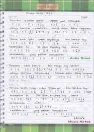 download lagu dewa 19 simponi yang indah mp3 not angka afgan terima kasih cinta lhia s music notes