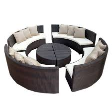 Circular Patio Seating Best 25 Commercial Patio Furniture Ideas On Pinterest Bench