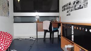chambre universitaire lyon la vie lyonnais résidence andré allix la chambre et le batiment