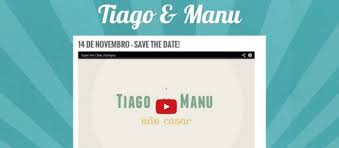 Save The Date Website Ready Action Movie Inspired Save The Dates For Your Wedding Website