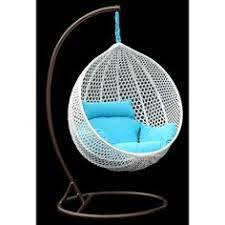 Patio Chair Swing New Style Rattan Chair Rattan Bird Nest Outdoor Swing Hanging