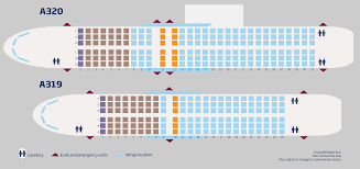 Air China Seat Map by Choose Your Seat