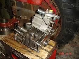 hydraulic pump mf 180