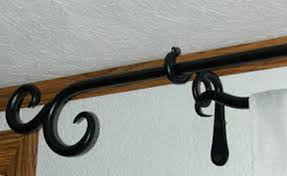 Double Curtain Rod For Bay Window The Benefits Of Having Double Curtain Rods U2014 The Homy Design